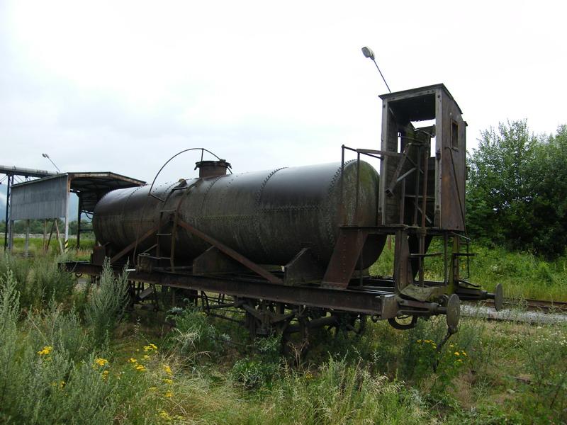 Cisternový vozeň z roku 1900 sme zachránili