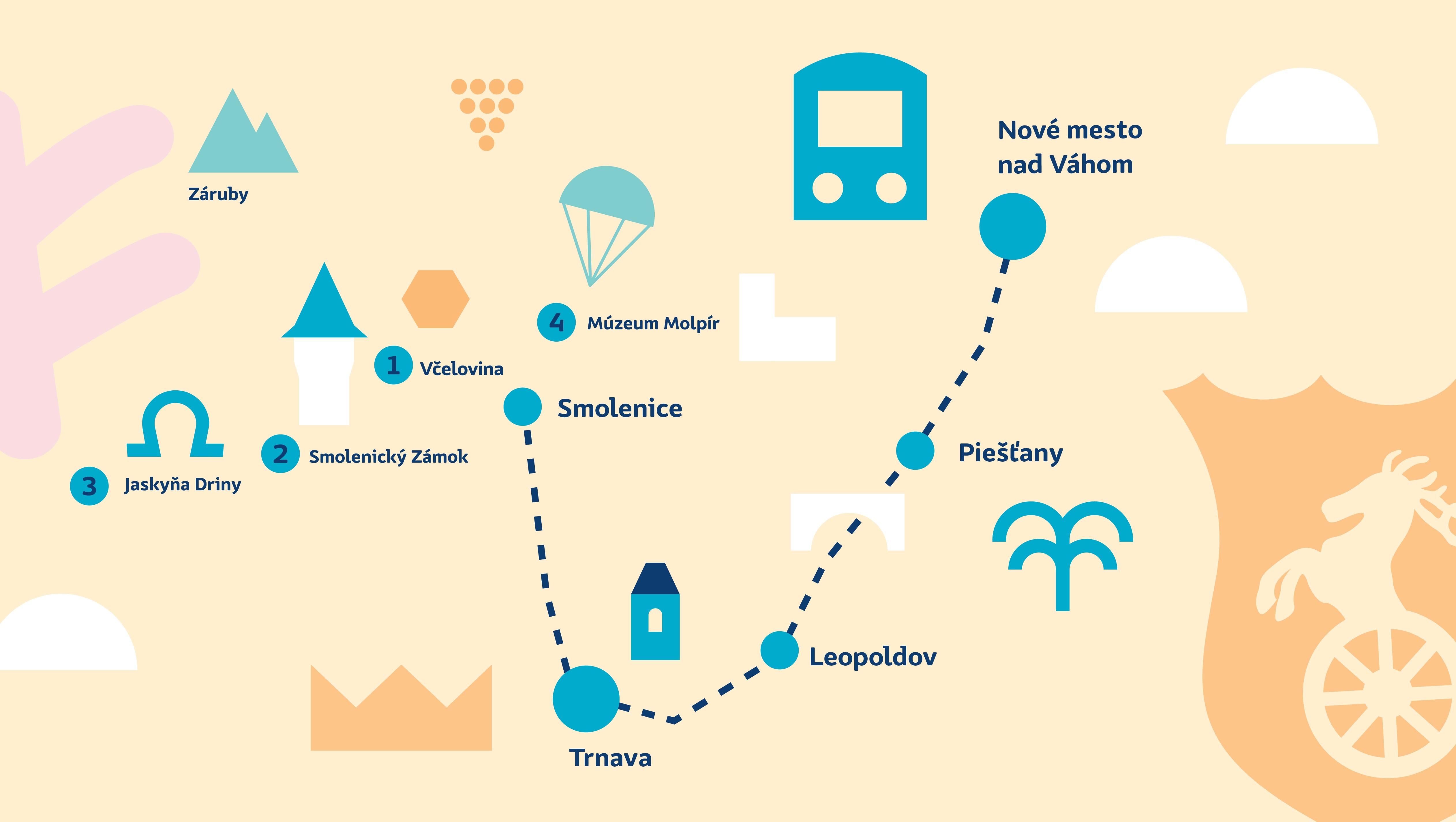 Výletný vlak Pálffy